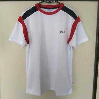 フィラ(FILA)のフィラ 半袖Tシャツ Mサイズ(Tシャツ/カットソー(半袖/袖なし))