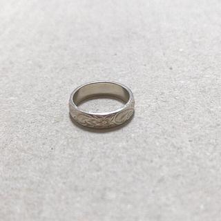 ハワイアンジュエリーピンキーリング③(リング(指輪))