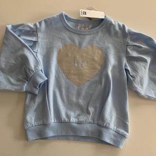 1a442b5c24022 リー(Lee)の新品lee トレーナー シャツ100(Tシャツ カットソー)