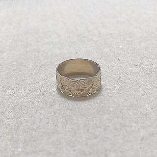 ハワイアンジュエリーピンキーリング④(リング(指輪))