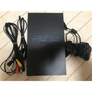 プレイステーション2(PlayStation2)のプレステ2 PlayStation2 (家庭用ゲーム本体)