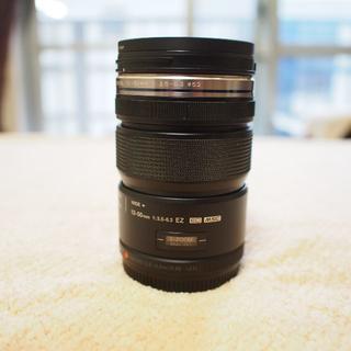 オリンパス(OLYMPUS)の【値下・美品】OLYMPUS ED12-50mmF3.5-6.3 +おまけ(レンズ(ズーム))