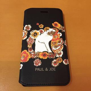 ポールアンドジョー(PAUL & JOE)のポール&ジョー iPhone6 手帳(モバイルケース/カバー)