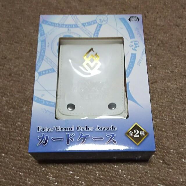 SEGA(セガ)のFate カードケース(白) エンタメ/ホビーのおもちゃ/ぬいぐるみ(キャラクターグッズ)の商品写真