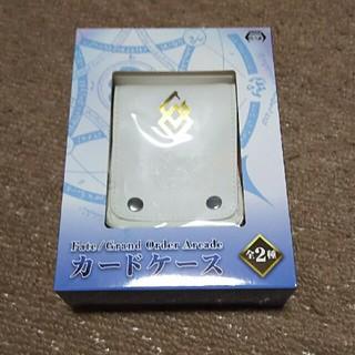 セガ(SEGA)のFate カードケース(白)(キャラクターグッズ)