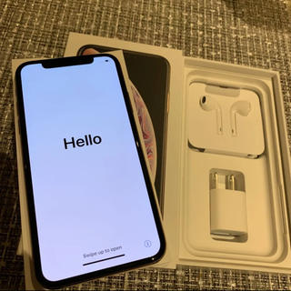 Softbank - iPhone xs SOFT BANK 256GB GOLD