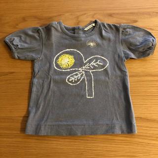 ミナペルホネン(mina perhonen)の未使用  ミナペルホネン キッズカットソー 80(Tシャツ)