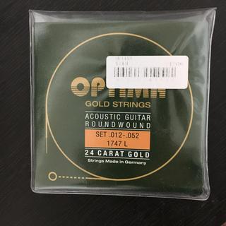 Martin - オプティマ ゴールドコーティング弦