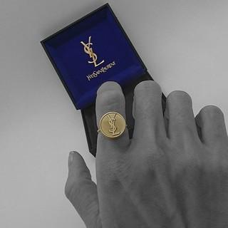 サンローラン(Saint Laurent)の【コメント必須】サンローラン ゴールド リング 指輪 ピアスetc.販売中 (リング(指輪))