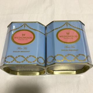 WEDGWOOD - ウエッジウッド  ティー 紅茶 / 2缶 未開封