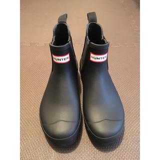 ハンター(HUNTER)のハンターレインブーツ ブラック(レインブーツ/長靴)