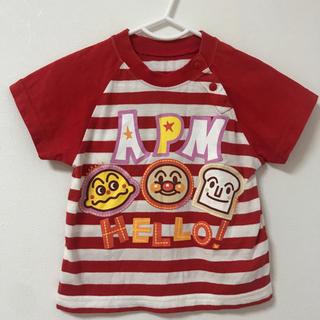 バンダイ(BANDAI)のアンパンマン Tシャツ 80cm(Tシャツ)