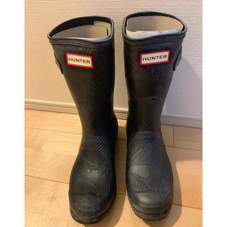 ハンター(HUNTER)の新品!レア!HUNTERレインブーツ(レインブーツ/長靴)
