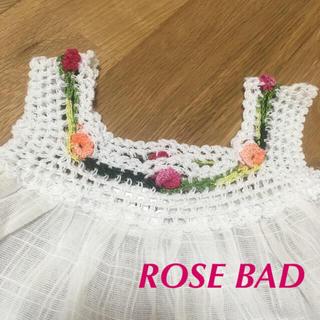 ローズバッド(ROSE BUD)のローズバッド☆100サイズ☆ワンピース(ワンピース)