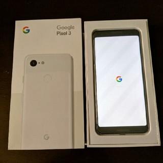 Softbank - 新品未使用 Google Pixel3