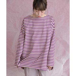 ケービーエフ(KBF)のボーダーT(Tシャツ(長袖/七分))