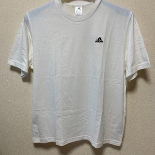 アディダス(adidas)のAdidas  半袖丸首 Tシャツ (XO)チェスト101~107cm a(Tシャツ/カットソー(半袖/袖なし))