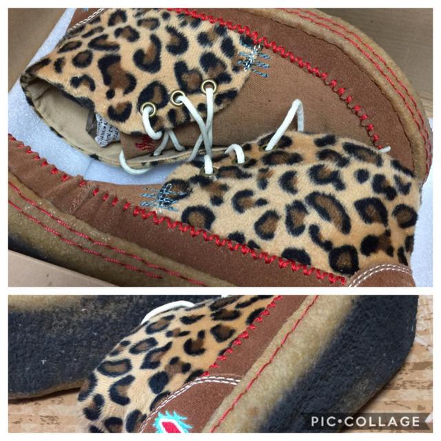 Indian(インディアン)のINDIAN ブーツ レオパード レディースの靴/シューズ(スニーカー)の商品写真