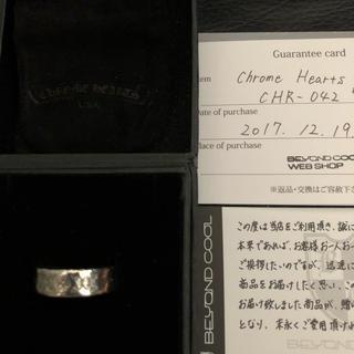 クロムハーツ(Chrome Hearts)のクロムハーツ スペーサーリング6mm ダガープラス 9号(リング(指輪))