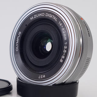 OLYMPUS - ★動画でも大満足★オリンパス14-42mm EZ パンケーキレンズ