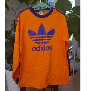 アディダス(adidas)のオールドアディダス ロングTシャツ(Tシャツ/カットソー(七分/長袖))