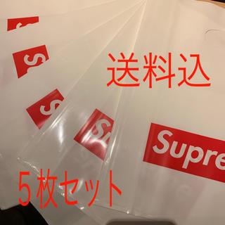 シュプリーム(Supreme)の送料込 supreme ボックスロゴ ショッパー S 5枚セット(ステッカー)