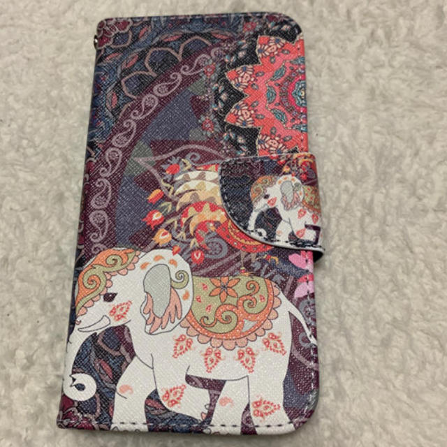 iphone8 ケース 薔薇 | iphone XR 手帳型携帯ケース 像の通販 by こーり's shop|ラクマ