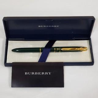 バーバリー(BURBERRY)のBURBERRY 複合筆記具 シャープペン&ボールペン2色(ペン/マーカー)