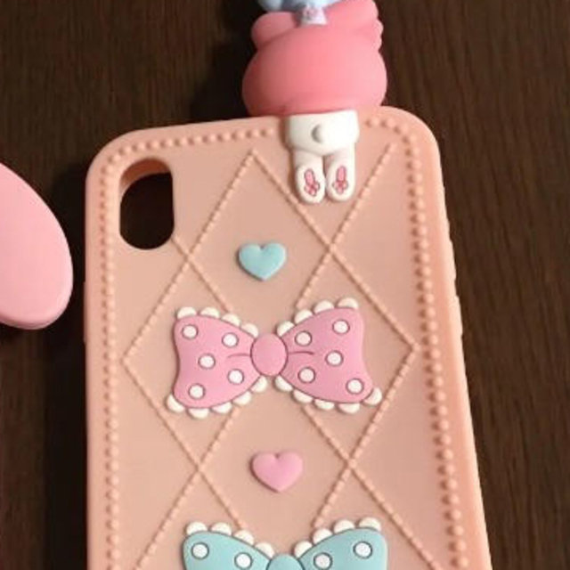 iphone7 ケース 薄い 衝撃 | iPhone XRケース マイメロ M様専用の通販 by m's shop|ラクマ