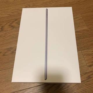 アイパッド(iPad)の新品未開封 ipad air3  256GB スペースグレイ(スマートフォン本体)