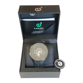 Tendence - TENDENCE 腕時計 ラウンドガリバー  ユニセックス 箱付き 説明書付き