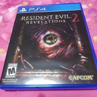 プレイステーション4(PlayStation4)のバイオハザードリベレーションズ2 海外版(家庭用ゲームソフト)