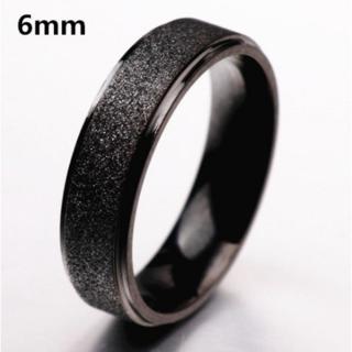 ロマンティックな指輪(ブラック)(リング(指輪))
