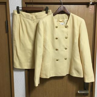 セリーヌ(celine)のCELINE セリーヌ セットアップ ジャケット ブレザー スカート(スーツ)