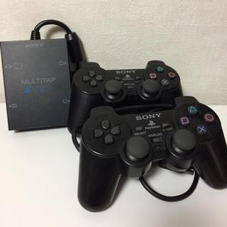 プレイステーション2(PlayStation2)のPS2 コントローラ マルチタップ(家庭用ゲーム本体)
