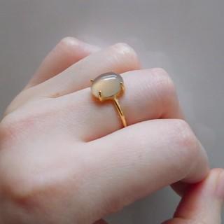 【9号】グレーオニキスリング(リング(指輪))