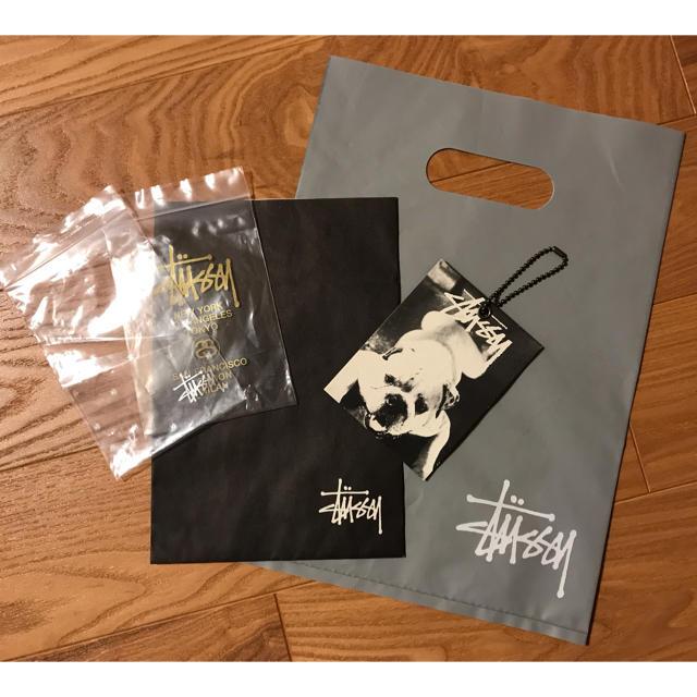 A BATHING APE(アベイシングエイプ)の【送料込み】ストリートブランド 各種袋セット メンズのファッション小物(その他)の商品写真