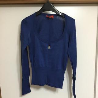 ヴィヴィアンウエストウッド(Vivienne Westwood)のイタリア製 薄手セーター ヴィヴィアン ウエストウッド(ニット/セーター)