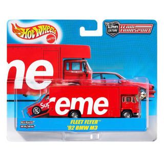 シュプリーム(Supreme)のSupreme Hot Wheels Fleet Flyer BMW  (ミニカー)
