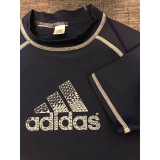 アディダス(adidas)のadidas 90~100位 ラッシュガード 紺色(水着)
