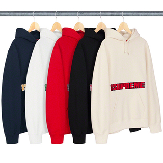 シュプリーム(Supreme)のBlockbuster Hooded Sweatshirt(パーカー)
