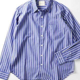 FREAK'S STORE - FREAK'S STORE ストライプシャツ