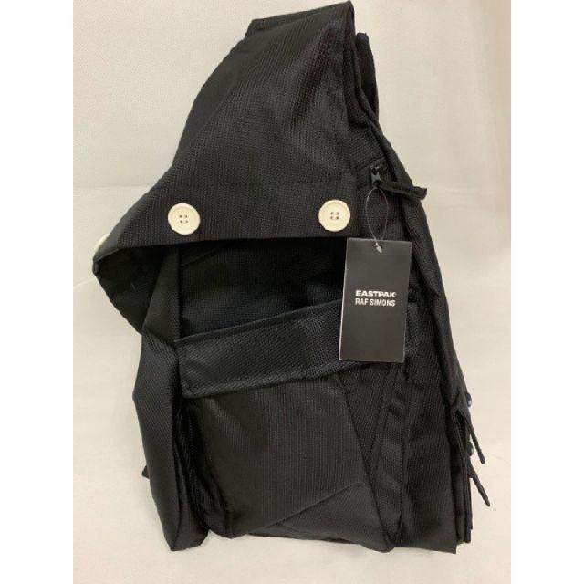 EASTPAK(イーストパック)のEastpak Raf Simons メンズ ブラック バッグ メンズのバッグ(ショルダーバッグ)の商品写真