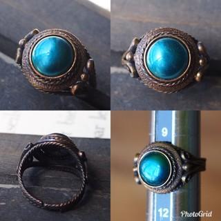 a6 ブルーリング(リング(指輪))