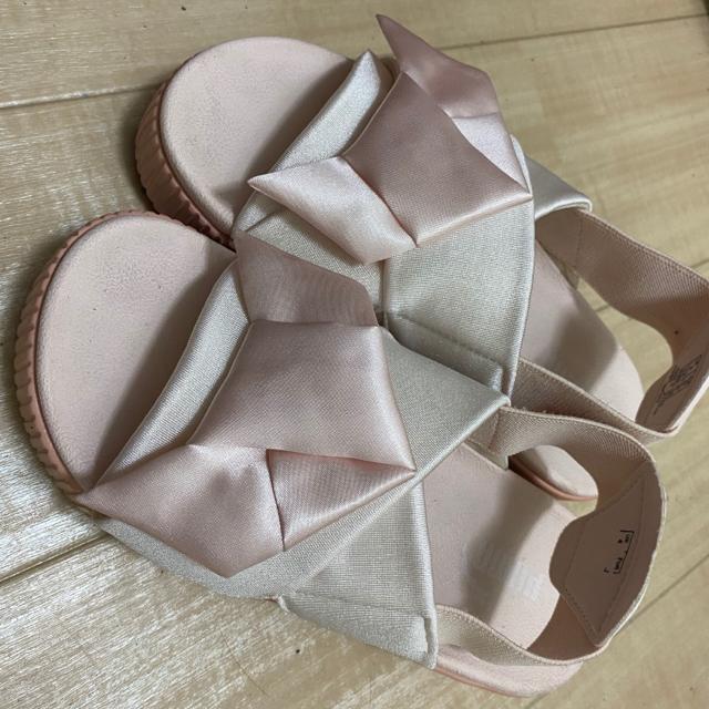 PUMA(プーマ)のpuma platform slide wns sandal hyuna レディースの靴/シューズ(サンダル)の商品写真