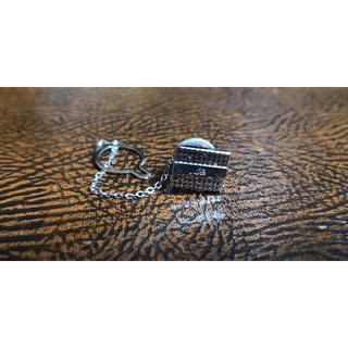ジョージジェンセン(Georg Jensen)のジャンルイシェレル タイタック スターリングシルバー 925 美品(ネクタイピン)