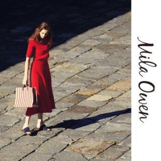 ミラオーウェン(Mila Owen)の【美品】Mila owen♥セットアップ(セット/コーデ)