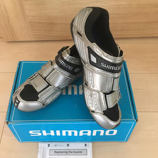 シマノ(SHIMANO)の自転車 シューズ 26.5 シマノ SH-RT80(その他)