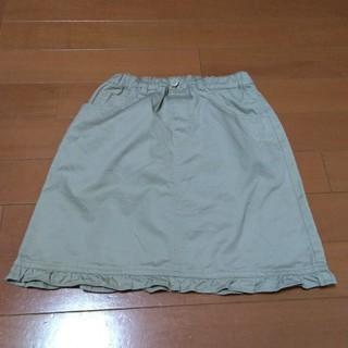 イーストボーイ(EASTBOY)の女児スカ―ト 130(スカート)