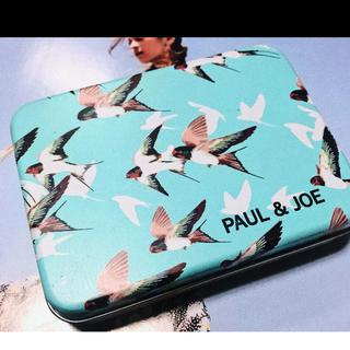 ポールアンドジョー(PAUL & JOE)のPAUL&JOE❤️カンカン(小物入れ)